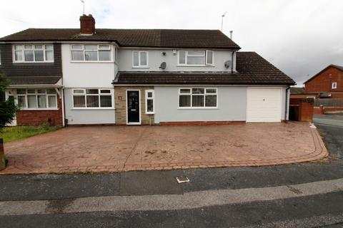 6 bedroom semi-detached house for sale - Conway Crescent, Willenhall