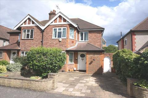 3 bedroom semi-detached house for sale - Eversley Crescent, Isleworth