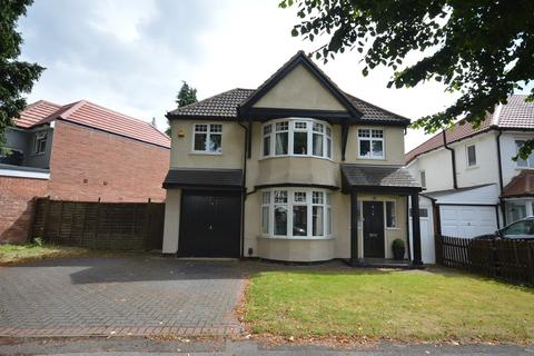 5 bedroom detached house to rent - Littleover Avenue, Hall Green