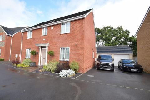 4 bedroom detached house for sale - 4 Clos Y Gog, Bridgend, Broadlands, Bridgend County Borough, CF31 5FP