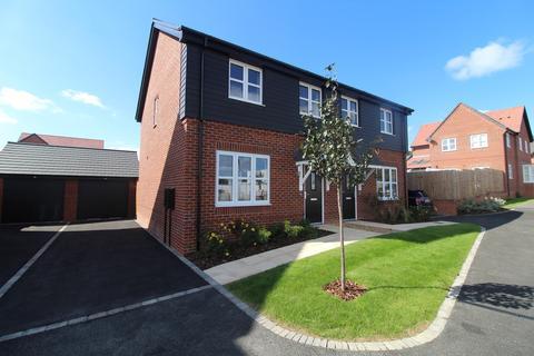 3 bedroom semi-detached house to rent - Albertine Gardens, Edwalton