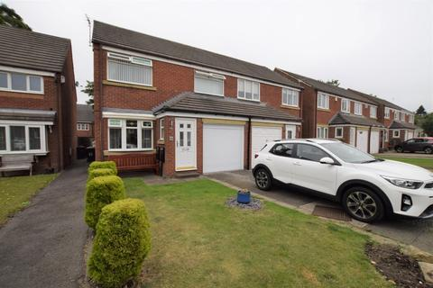 3 bedroom semi-detached house for sale - Highfield Rise, Chester Le Street, Co. Durham