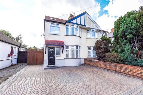 4 bedroom semi-detached house for sale - Little Park Drive, Feltham, TW13