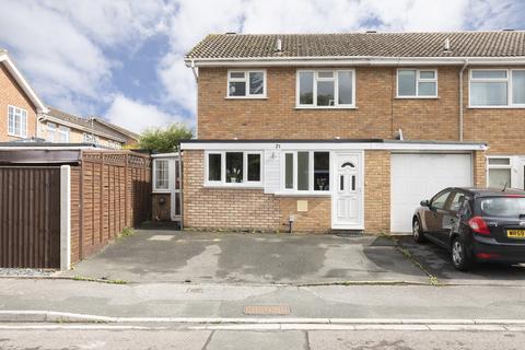3 bedroom end of terrace house for sale - Glynbridge Gardens, Cheltenham