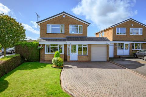 4 bedroom detached house for sale - Purnells Way, Knowle