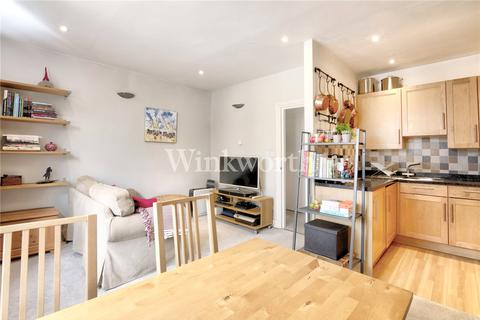 2 bedroom flat for sale - Hampden Road, London, N8