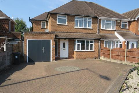 3 bedroom semi-detached house to rent - Whitehouse Common Road, Sutton Coldfield