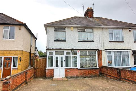 3 bedroom semi-detached house for sale - Evesham Road, Leicester