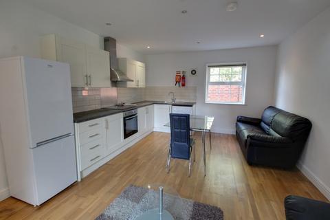 3 bedroom ground floor flat to rent - Scott Street, Leicester