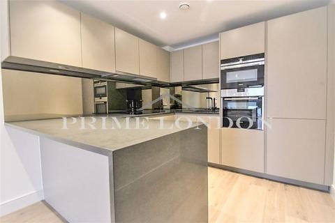 1 bedroom apartment to rent - Faulkner House, Fulham Reach, London