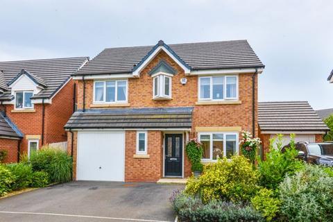 4 bedroom detached house for sale - Ellis Close, Shavington, Crewe