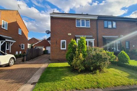 3 bedroom semi-detached house for sale - Murray Crescent, Cottingham