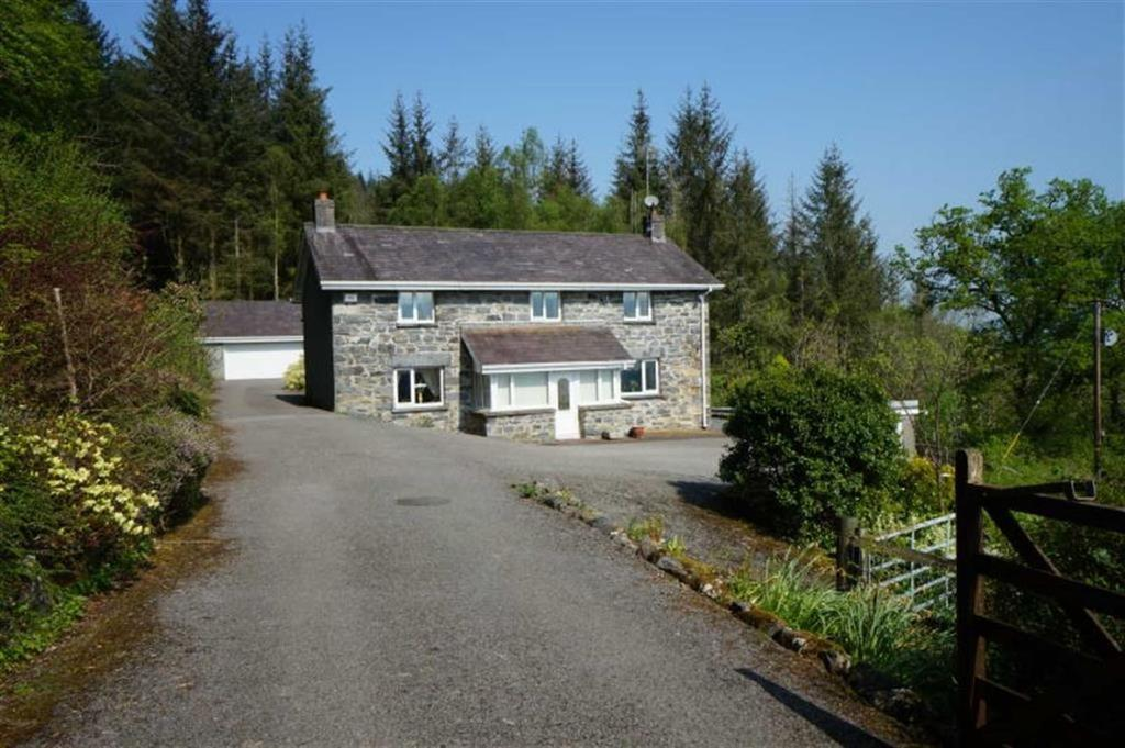 4 Bedrooms Detached House for sale in Trefriw, Conwy