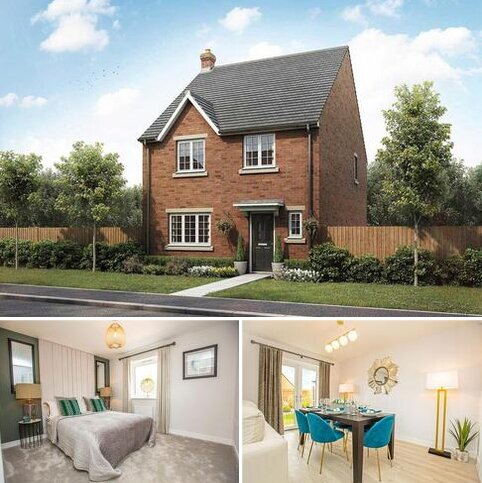 4 bedroom semi-detached house for sale - Plot 15, The Mylne at Springfields, Linchfield Road, Deeping St James PE6