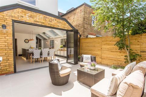 4 bedroom terraced house for sale - Balfern Grove, London, W4