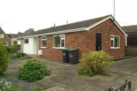 3 bedroom detached bungalow to rent - Greenbank Drive, Sutton In Ashfield