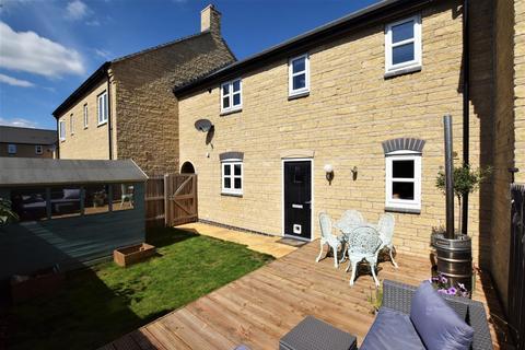 1 bedroom apartment for sale - Chepstow Court, Barleythorpe, Oakham