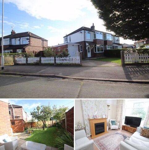 3 bedroom semi-detached house for sale - Richmond Avenue, Handforth