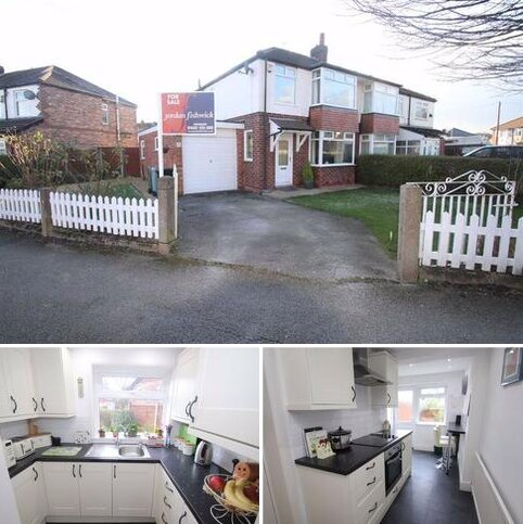 3 bedroom semi-detached house for sale - Richmond Avenue, Handforth