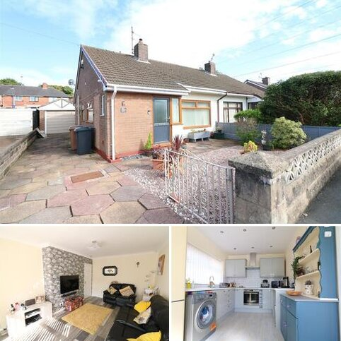 2 bedroom semi-detached bungalow for sale - Fishpond Way, Abbey Hulton, Stoke-On-Trent