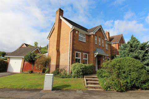 3 bedroom detached house for sale - Tilehurst Drive, Bannerbrook, Coventry