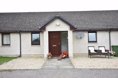 2 bedroom terraced bungalow for sale - Rowan Drive, Culbokie, Ross-shire