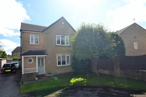 3 bedroom detached house for sale - Lewis Close, Queensbury, Bradford
