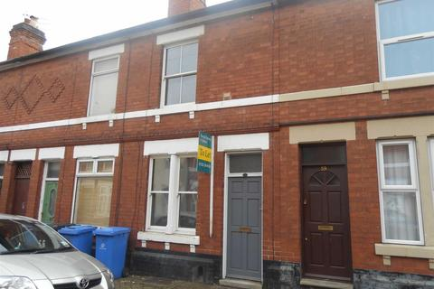 2 bedroom terraced house to rent - King Alfred Street, Derby