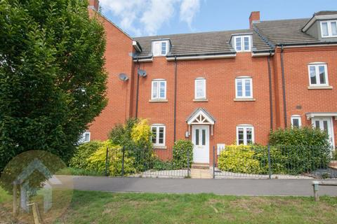 4 bedroom terraced house for sale - Cloatley Crescent, Royal Wootton Bassett
