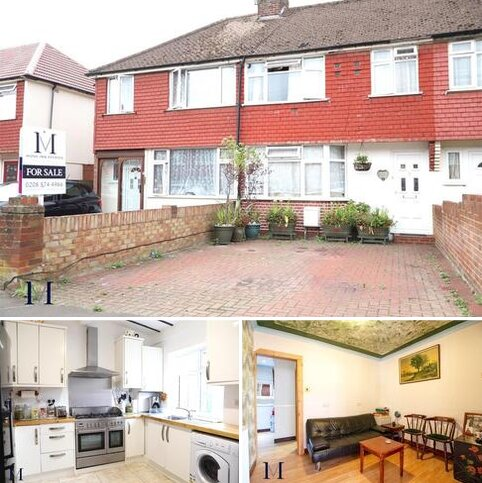 3 bedroom terraced house for sale - Lansbury Avenue, Feltham, TW14