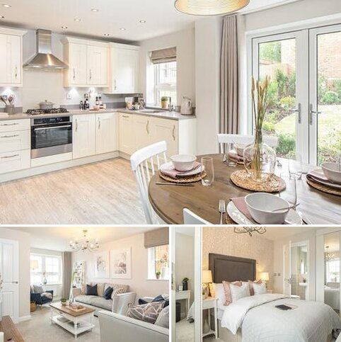 3 bedroom detached house for sale - Plot 115, Maidstone at Canford Paddock, Magna Road, Canford BH11