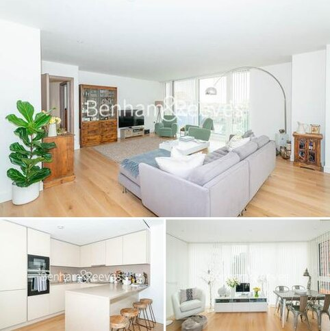 2 bedroom apartment to rent - Gauging Square, Wapping, E1W