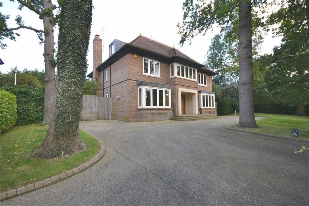 5 Bedrooms Detached House for sale in Greenoak Place, Hadley Wood, Hertfordshire