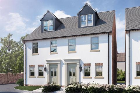 3 bedroom end of terrace house - Oak Wood Drive, Kilham, Driffield, YO25 4AE
