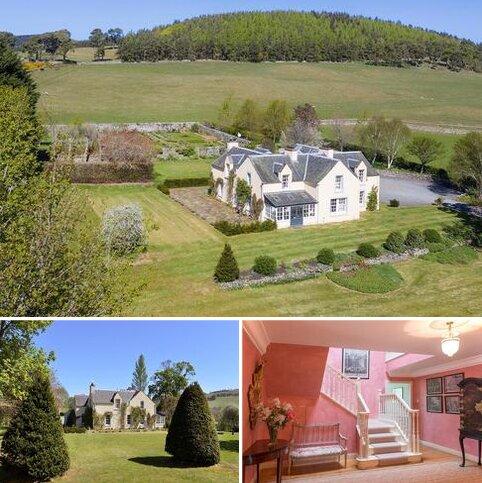 6 bedroom farm house for sale - Peebles, EH45