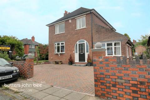 3 bedroom detached house for sale - Roxburghe Avenue, Normacot, ST3 4RU