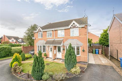 3 bedroom semi-detached house for sale - Nornabell Drive, Beverley , East Yorkshire , HU17 9GJ