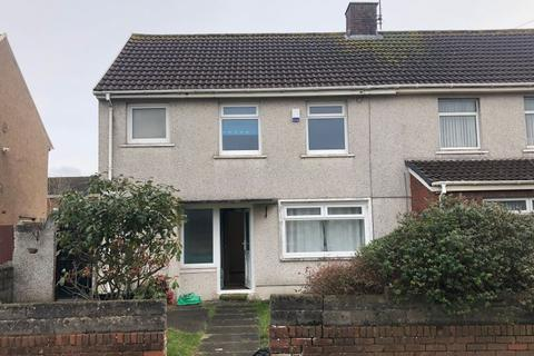 3 bedroom semi-detached house to rent - Chopin Road, Sandfields, Port Talbot SA12