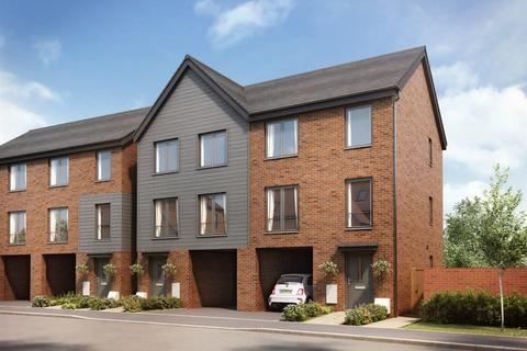 3 bedroom semi-detached house for sale - Plot 195-o, The Cheswick at Oakhurst Village, Stratford Road B90