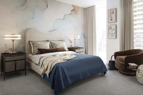 Studio for sale - The Bouchon, Silk District, E1