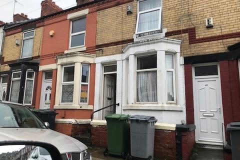 2 bedroom terraced house for sale - Harrowby Road, Birkenhead CH42