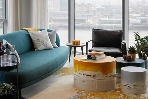 2 bedroom flat for sale - No 5, 2 Cutter Lane, Upper Riverside, Greenwich Peninsula, SE10