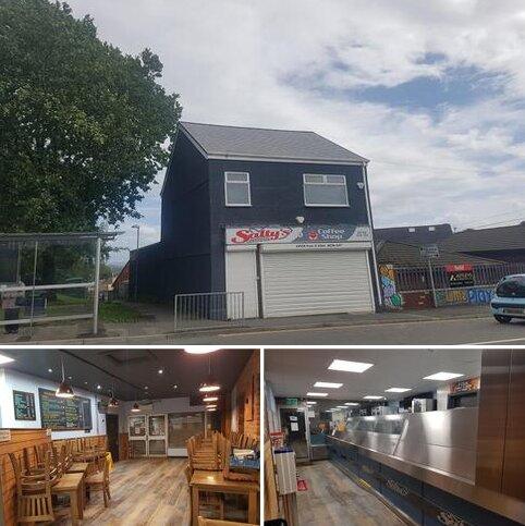 Cafe for sale - Llangyfelach Road, Brynhyfryd, Swansea, City And County of Swansea.