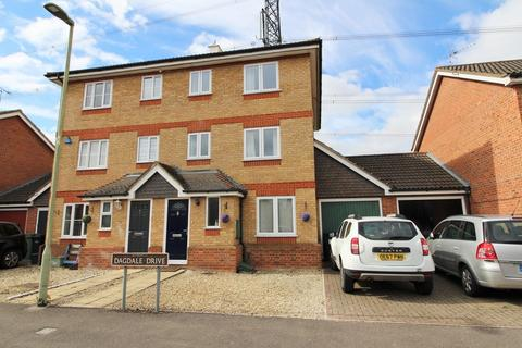 4 bedroom townhouse for sale - Dagdale Drive , Didcot