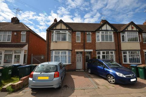 3 bedroom end of terrace house for sale - Sullivan Road, Coventry