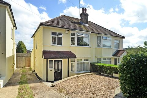 3 bedroom semi-detached house for sale - Hempshaw Avenue, Banstead, Surrey, SM7
