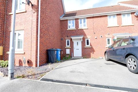 3 bedroom terraced house for sale - Woodheys Park, Kingswood, Hull, East Yorkshire, HU7