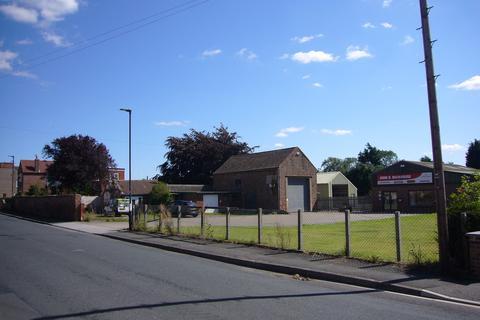 Land for sale - Prime Development Site, High Street, Airmyn, DN14 8LD