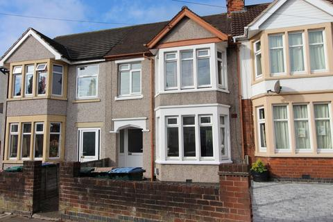 3 bedroom terraced house to rent - The Mount, Cheylesmore, Coventry
