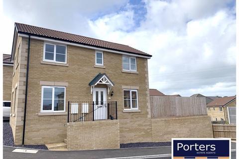 3 bedroom detached house for sale - Heol Bevan Coity Bridgend CF35 6JT